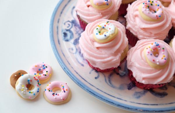 donut sprinkles