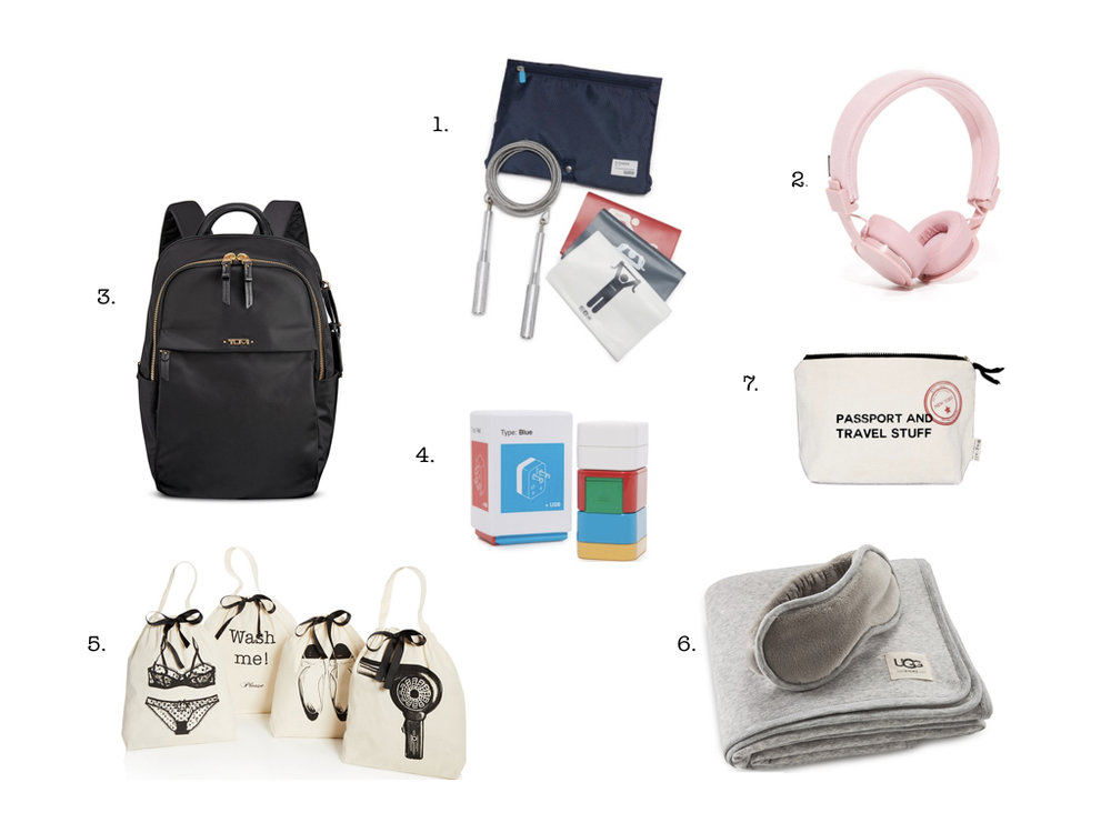 7 travel accessories we love
