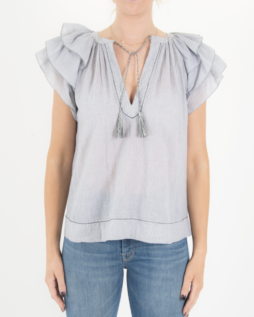 ULLA JOHNSON TOP