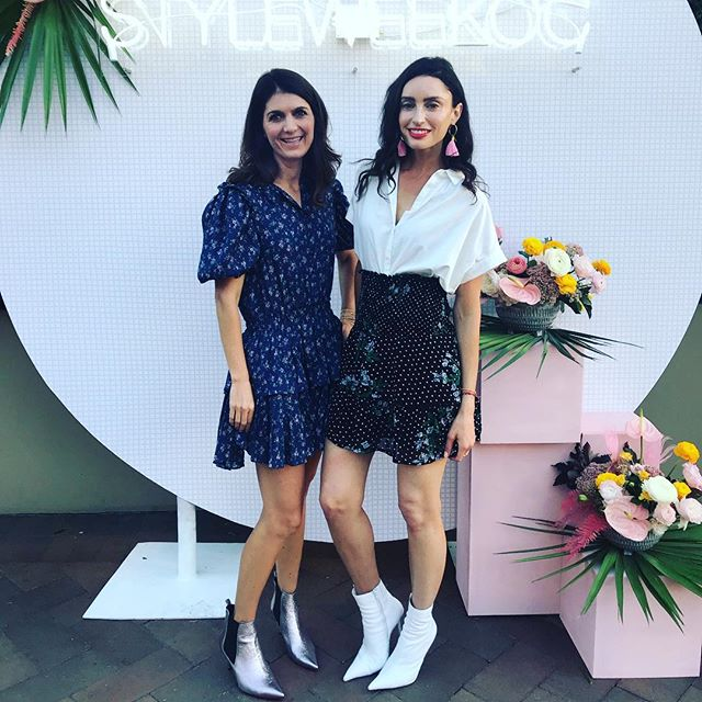 Thanks @gutstadt for letting me be your date @simply #styleweekoc #simplyfashionisland dinner. I felt inspired and ready to shop all things Fall Fashion! . . . #styleweekoc#fashion #digitalfemmes#womenindigital #womenpreneur#womenintech #momssupportingmoms#mommyblogger #fashionblogger#momlife#momstuff #instagrammommas