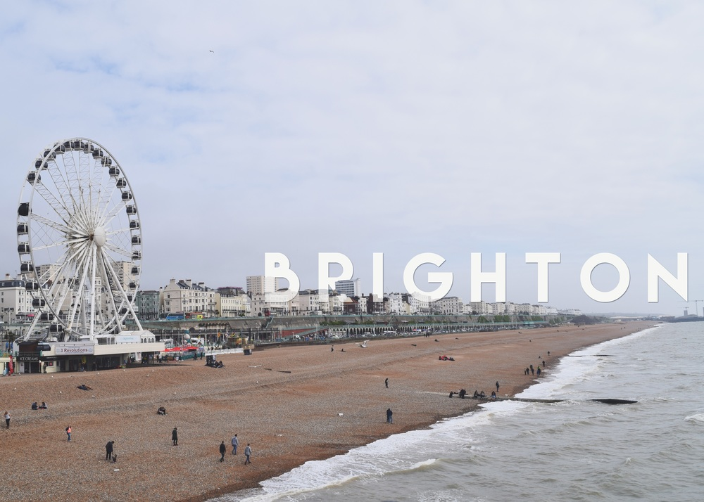 This cozy little beach town is located towards the south of the UK. It's not your typical tourist spot when visiting the UK, but if you have the time, it's definitely worth the trip!