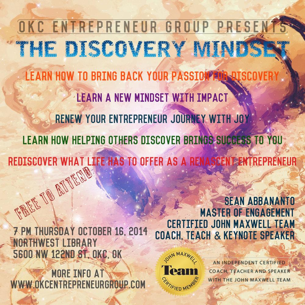 OKCEntrepreneurGroup The Discovery Mindset.jpg