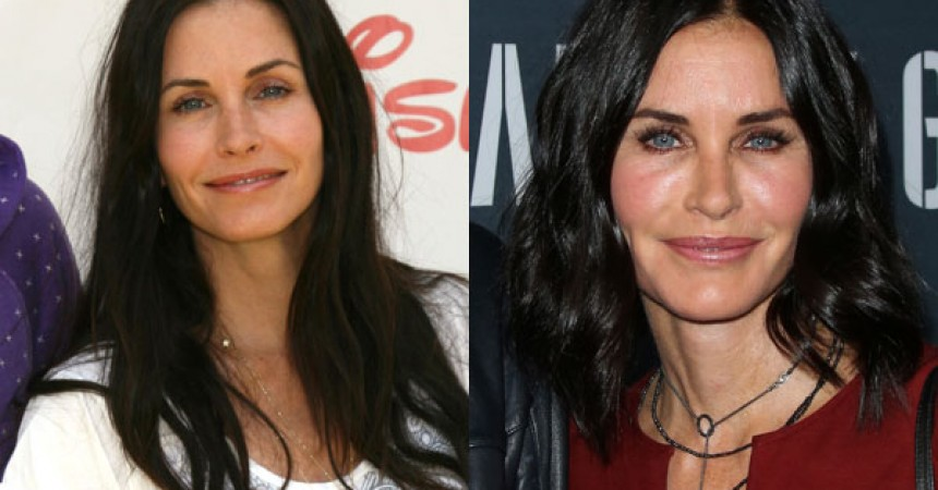 Courtney Cox 2015 courtesy of Getty