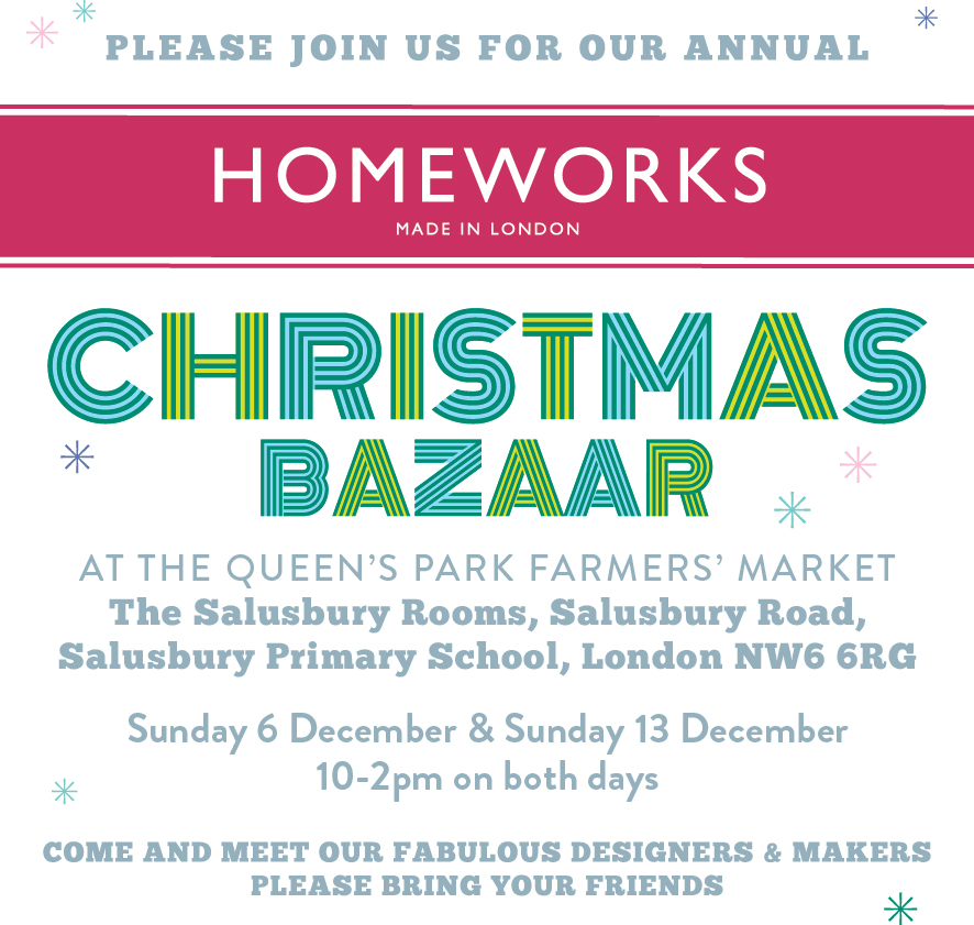 Homeworks Christmas event