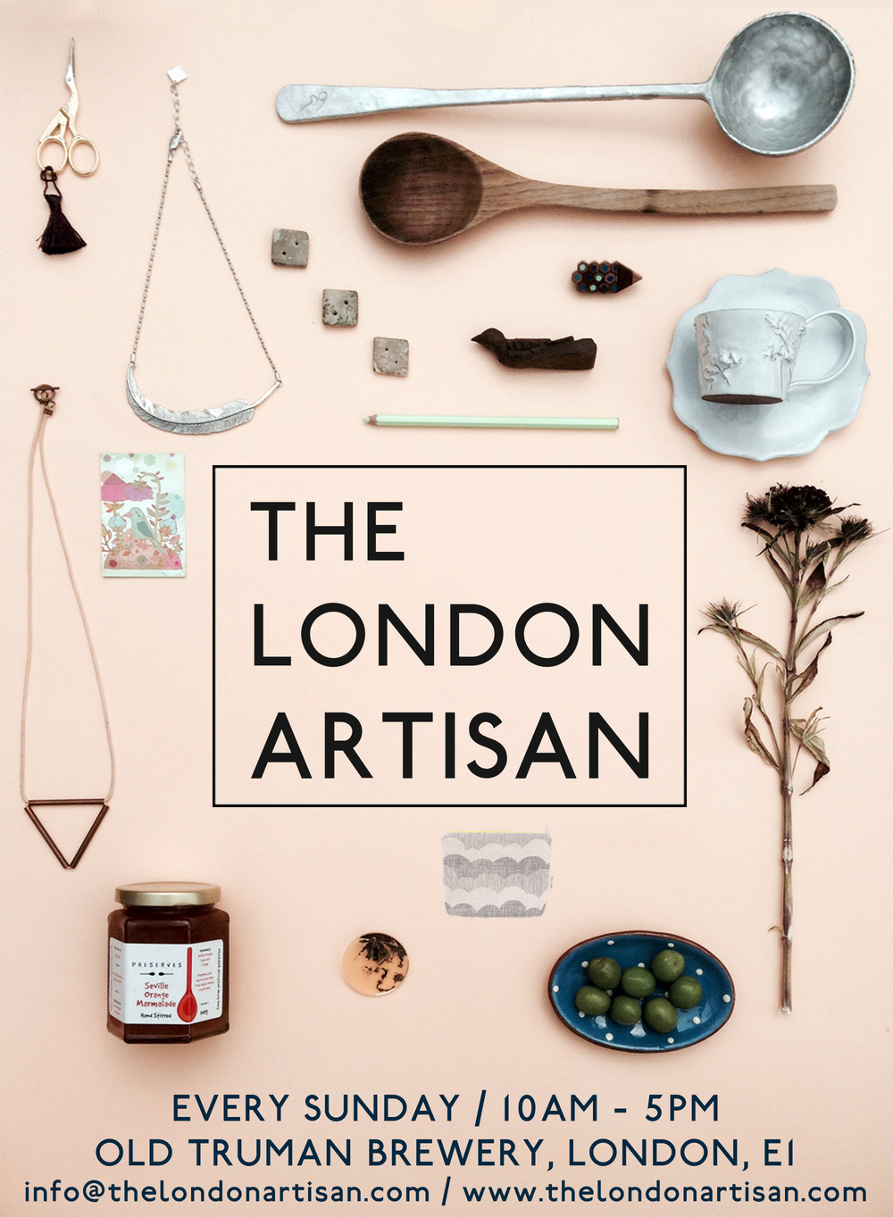 Designer Makers the London Artisan