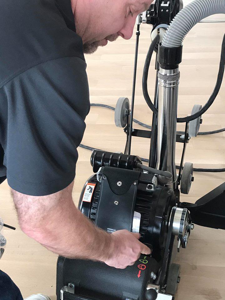 Floorcrafter Belt Sander Gq Hardwood Floors