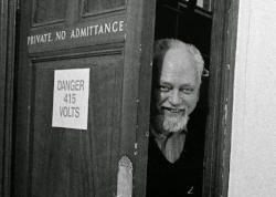 Fig. 8: Though all members of the Discordian Society are honored as Popes, Robert Anton Wilson was regarded as the Pope of Popes. Over countless essays, novels, & autobiographies, Wilson sculpted  Discordianism into a robust panoply of esoteric lore, cutting-edge scientific theories, and gut-busting humor.