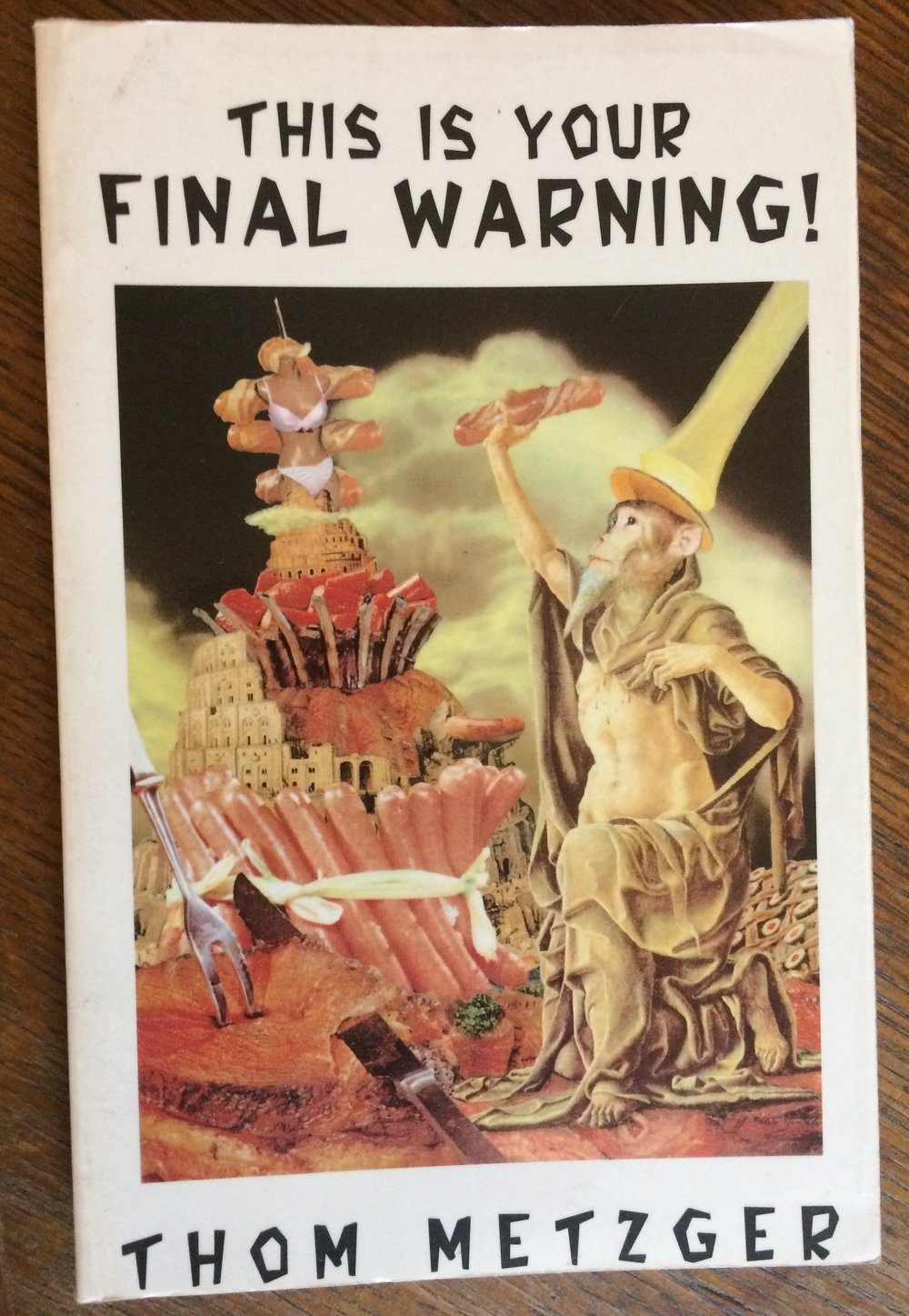 This is Your Final Warning!  (1992)
