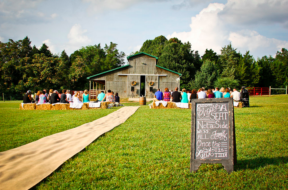 Dellwood Plantation Barn Wedding Venue