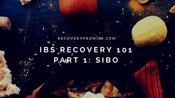 IBS recovery 101 - SIBO
