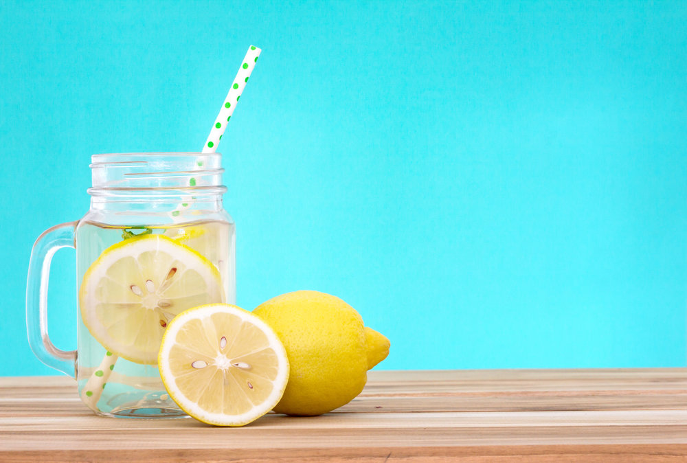 Heed the Electrolytes - Keto lemonade is a great first step.