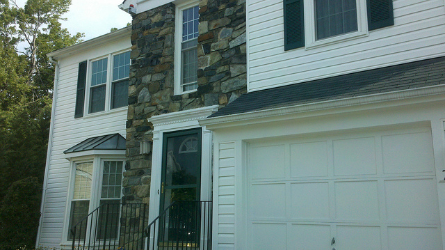 Gutter cleaning in Greenbelt, Maryland
