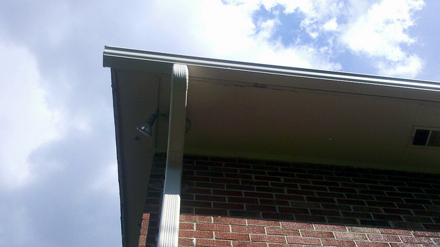 Gutter cleaning and repair in Silver Spring, Maryland