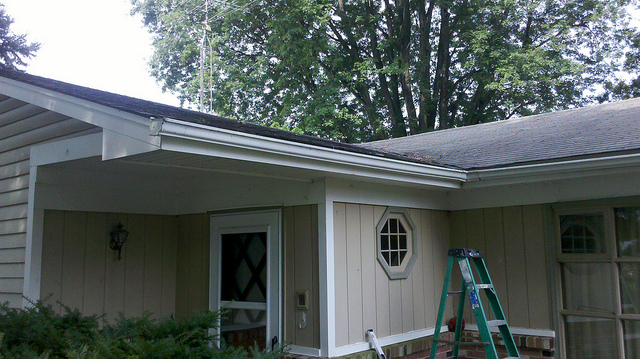 Gutters installed in Jefferson, Maryland
