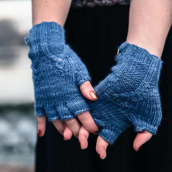 Brooklyn Bridge Mitts