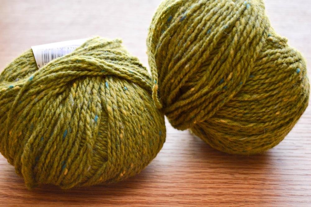 Rowan Yorkshire Tweed DK in #349