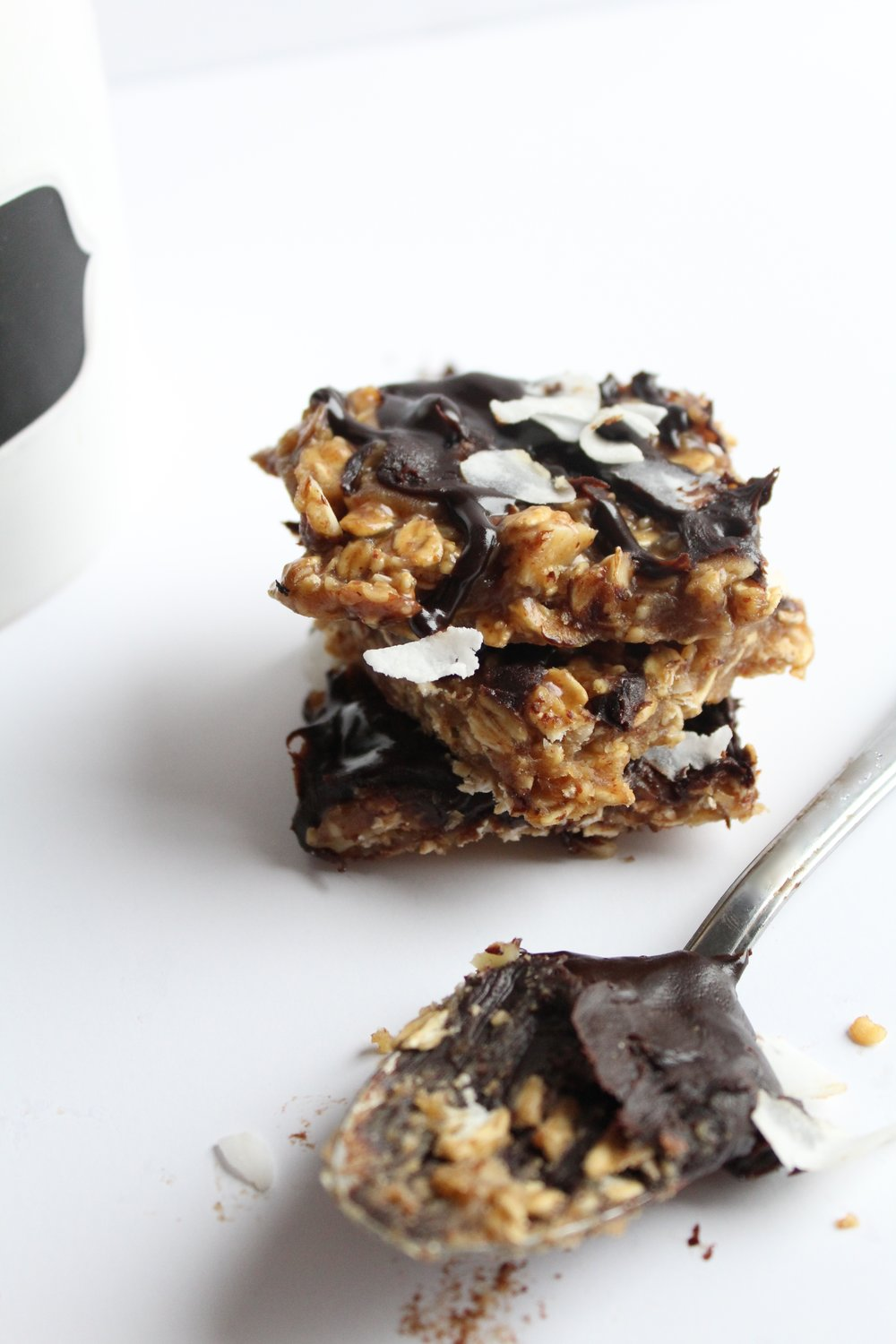 GOOEY MAGIC BARS