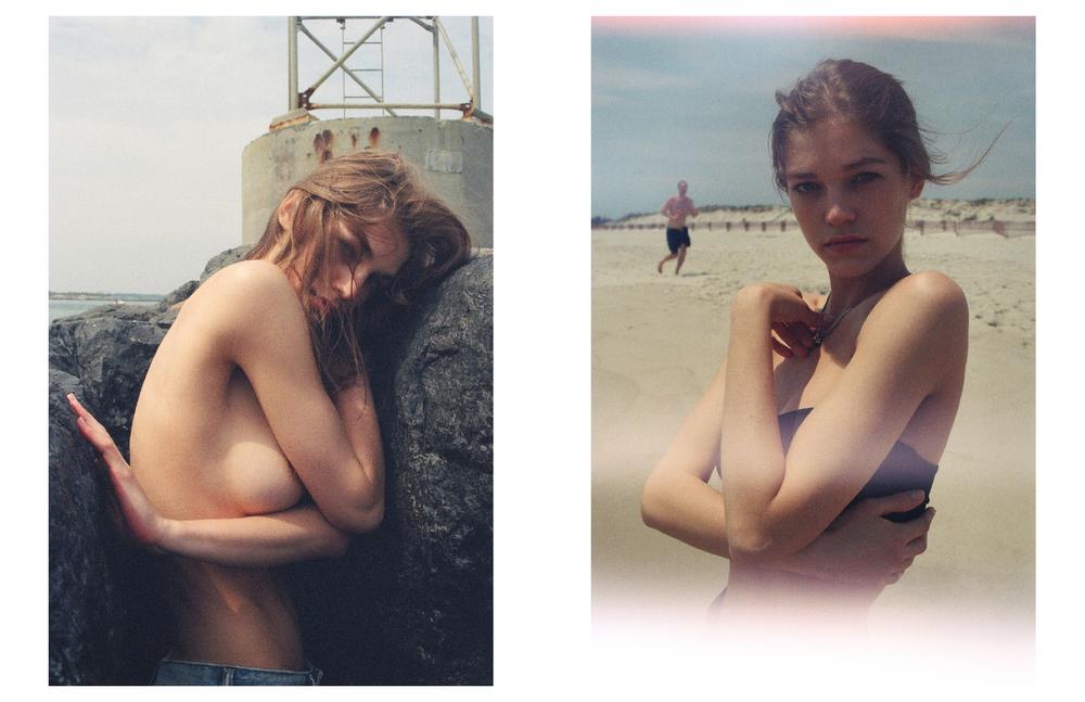 Samantha Gradoville, Dylan Forsberg