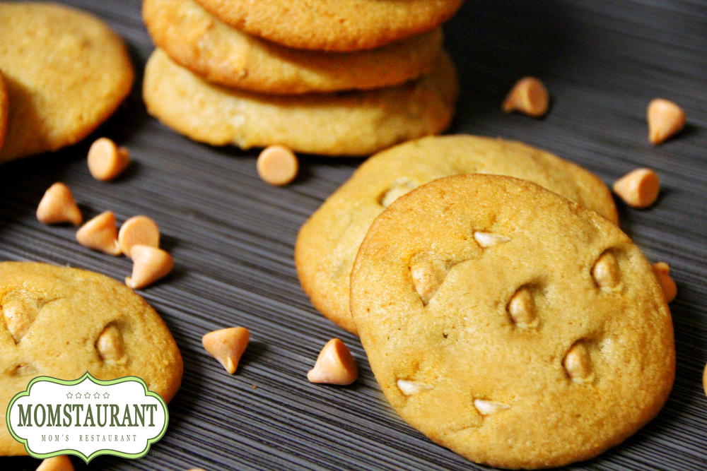 Butterscotch brown sugar cookies