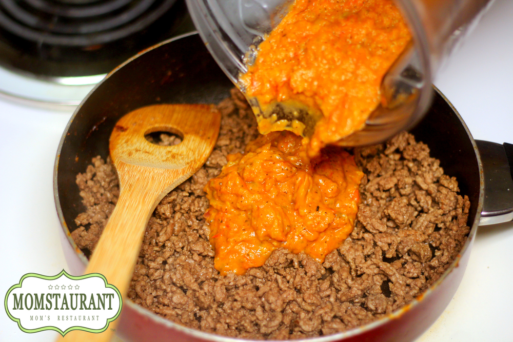how to make black bean chili