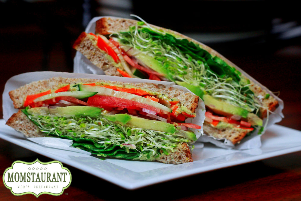vegan sandwich recipe