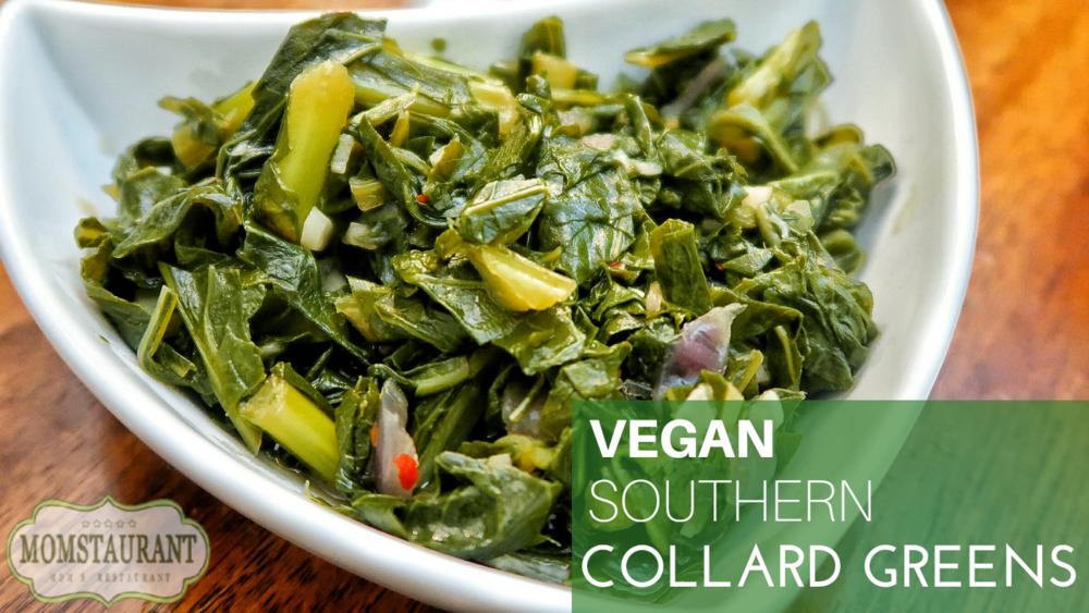 vegan collard greens