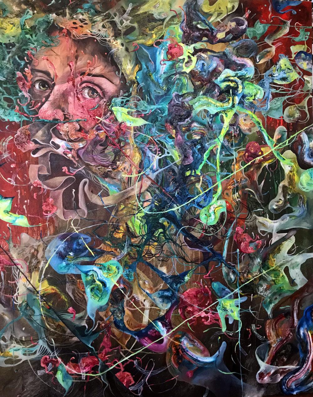 Fragogna_No Armageddon Needed_Oil on Canvas_60 x 48.jpg