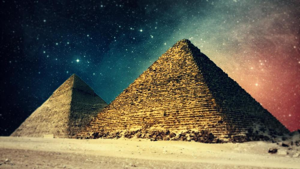 Egypt, witches and the cosmos