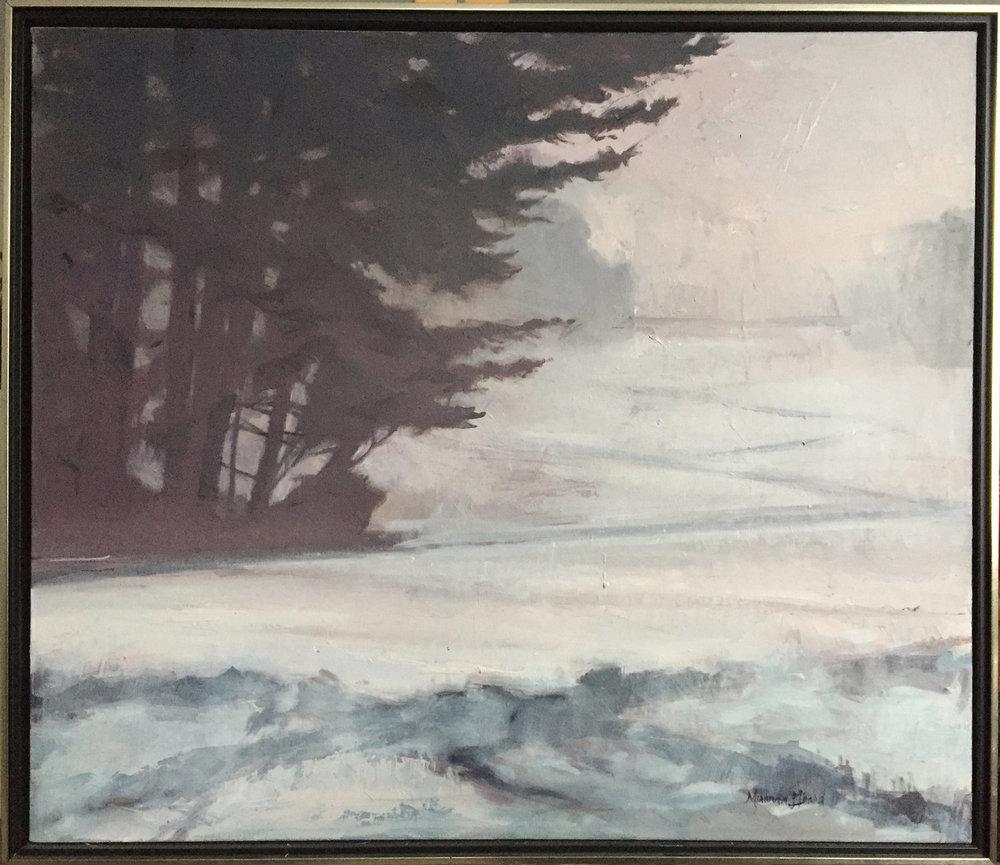 """Pinewood Mist"" by Miranda Girard"