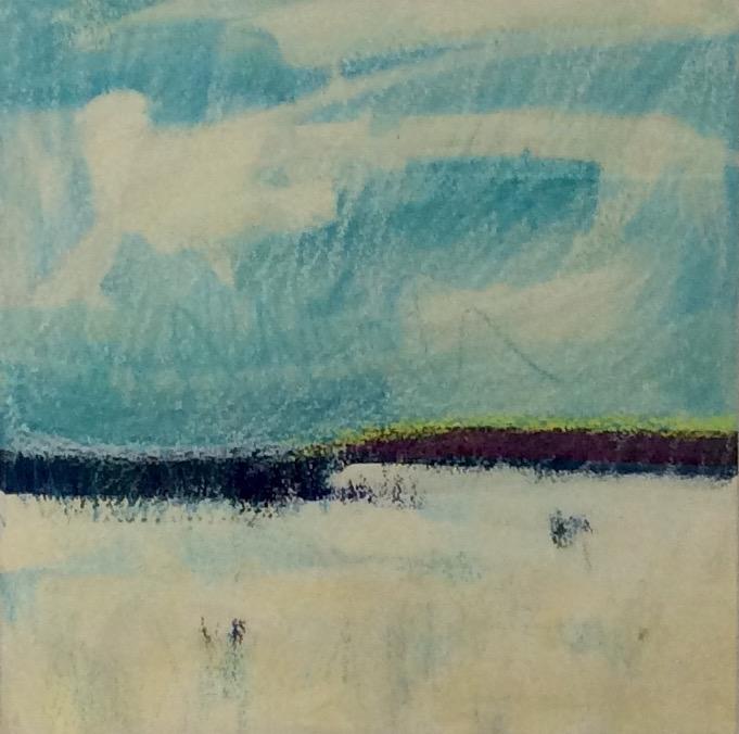 Petit Paysage #1 by Jane Schmidt