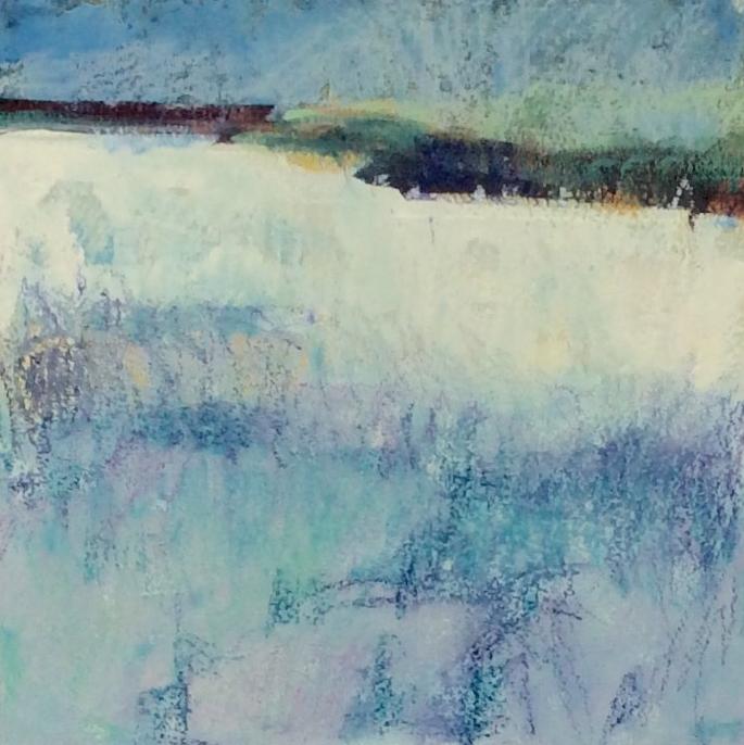 Petit Paysage #7 by Jane Schmidt