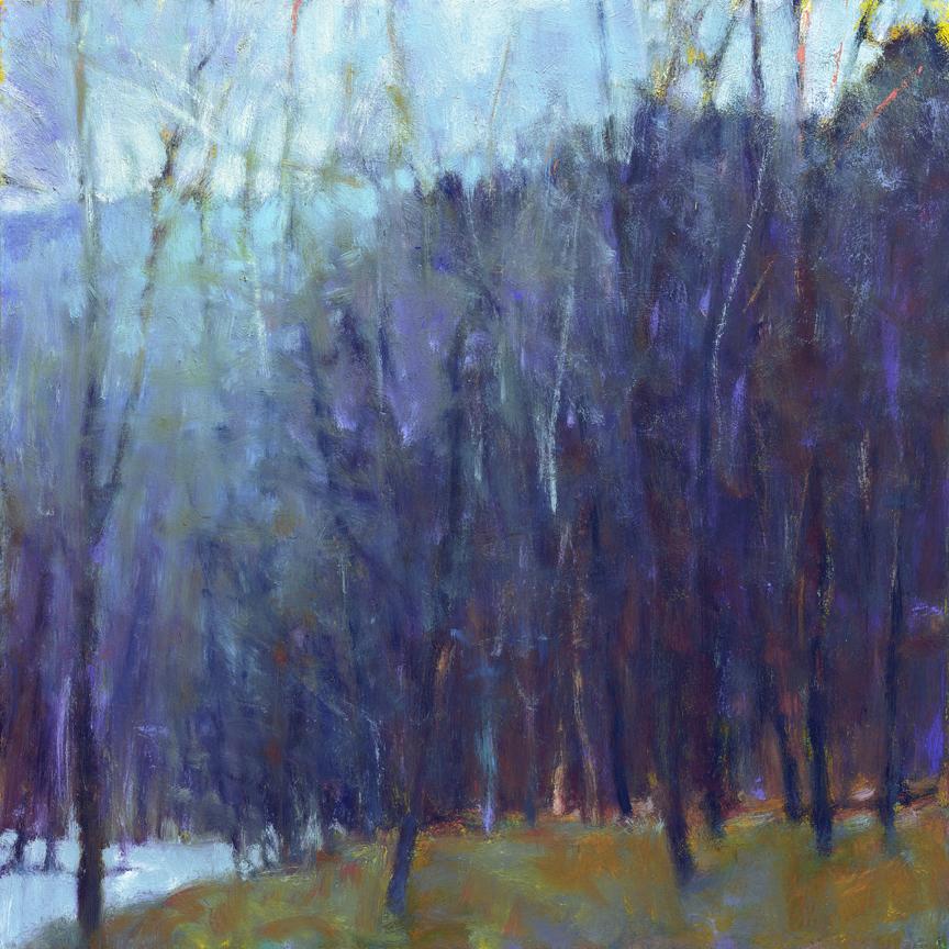 """""""Wood at the Lake"""" by Ken Elliott"""