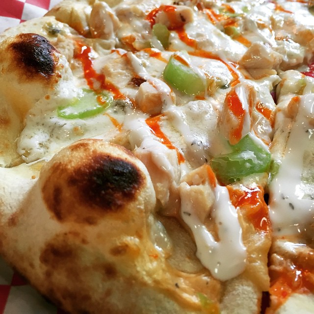 For hot and spicy week we're bringing back the buffalo chicken! Stay tuned for more great updates! More pizza to come!