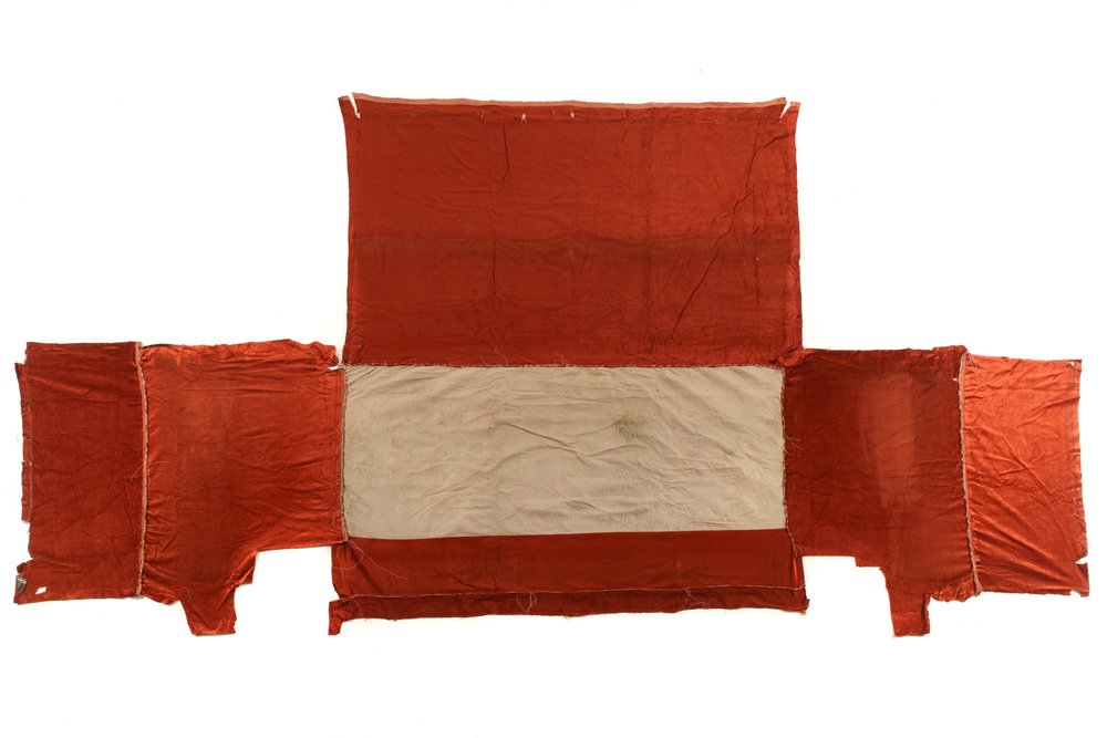Christiansen, Bryan - Sofa (red) - 2012.jpg