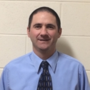 Manchester High School West Principal, Ex-Officio Member: Rick Dichard