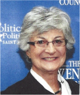 Trustee: Claira Pirozzi Monier, Class of 1958