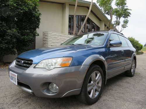 2007 Subaru Outback Ll Bean Santa Barbara Auto Connection