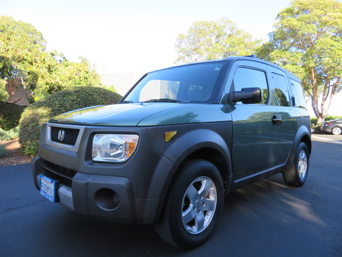 manual honda element 2003