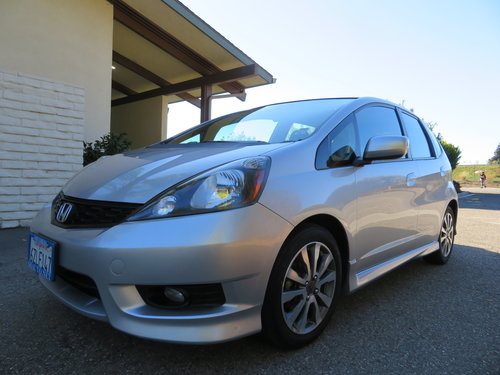 2012 Honda Fit Sport Santa Barbara Auto Connection