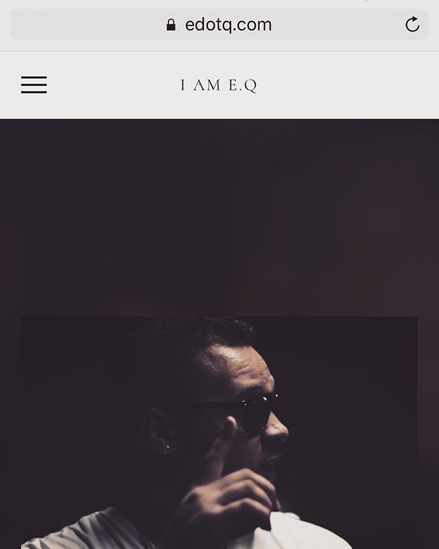 Pleas go check out my brothers new website! www.edotq.com #Keyz2Poetry #EQ #TheCombine