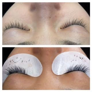 Lash mini, 30-40 lashes per eye, $90