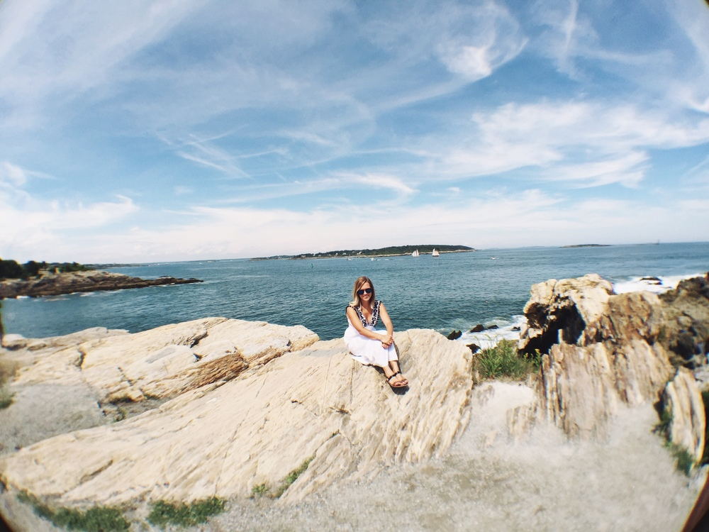 Cape Elizabeth, Maine - The Pastiche
