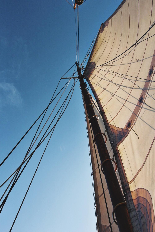 Schooner ship - Portland, Maine