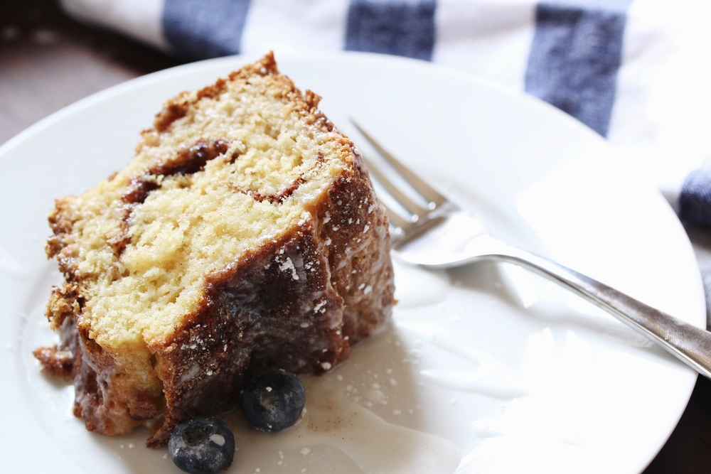 Cinnamon sugar coffee cake — The Pastiche