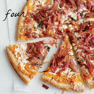 Best pizzas to make this fall via Food & Wine - The Pastiche