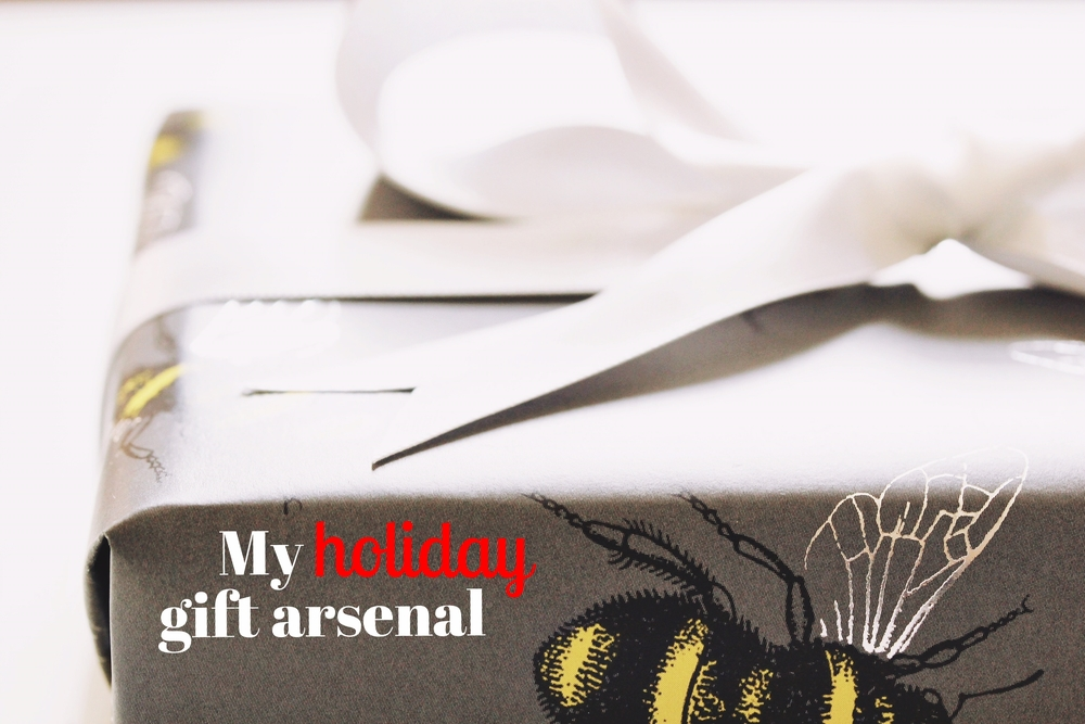 My gift arsenal - The Pastiche
