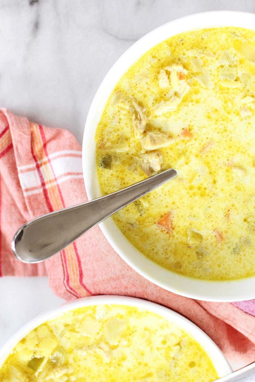 Mulligatawny soup - The Pastiche