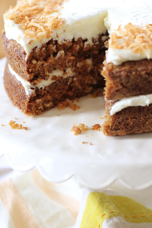 Carrot cake - The Pastiche