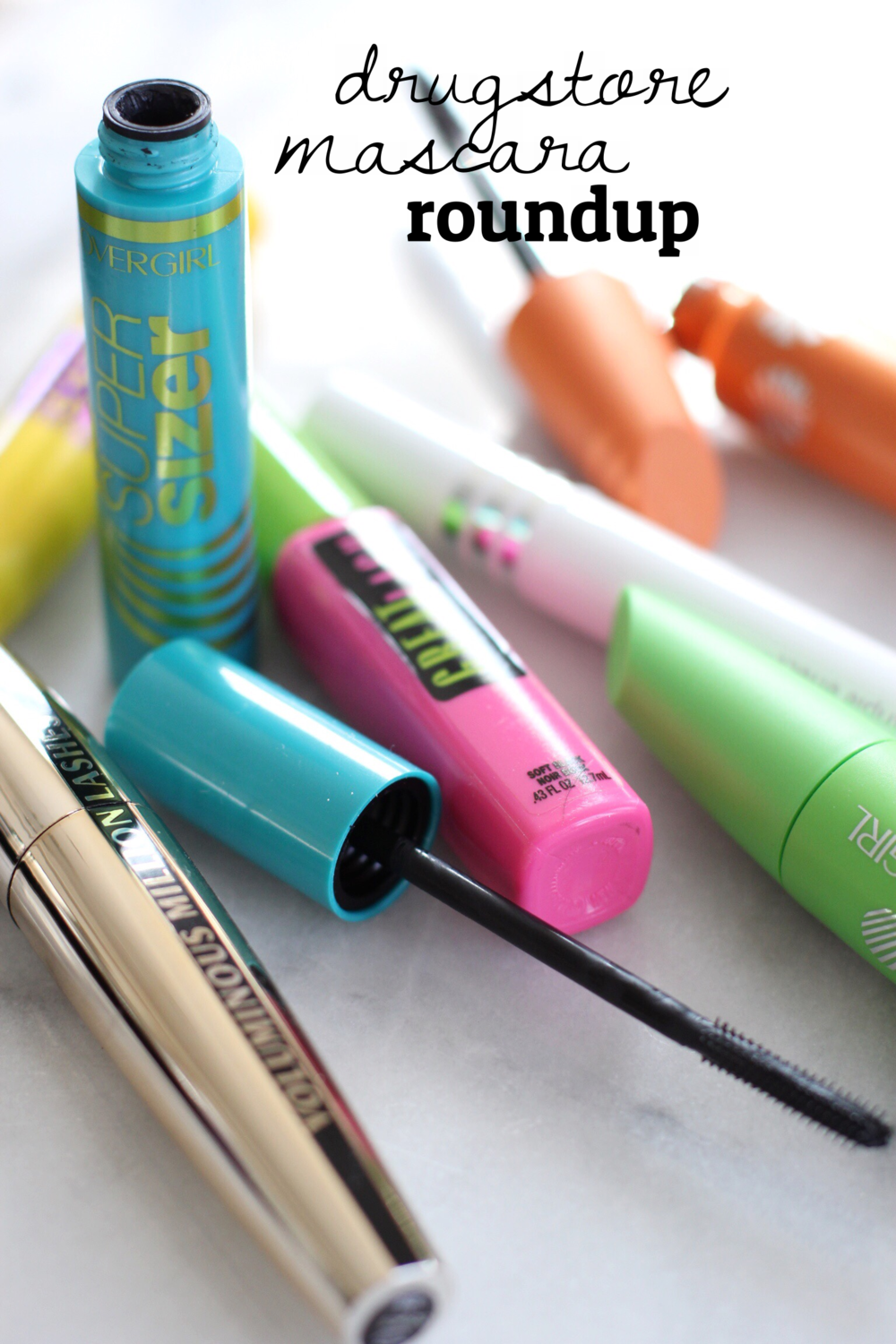 Best and worst of drugstore mascara - The Pastiche