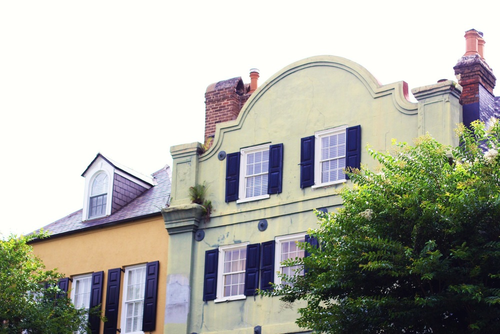 Charleston, South Carolina - The Pastiche